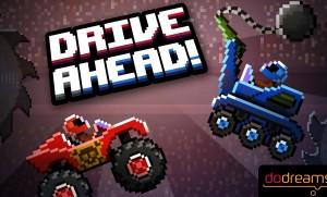 Разбей голову противнику Drive Ahead скачать бесплатно на Андроид