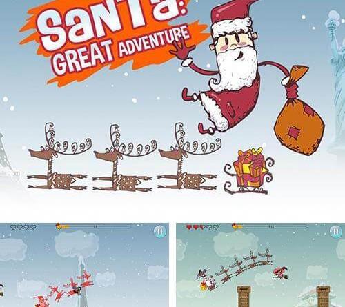 Santa Great adventure Веселые приключения Санты скачать бесплатно