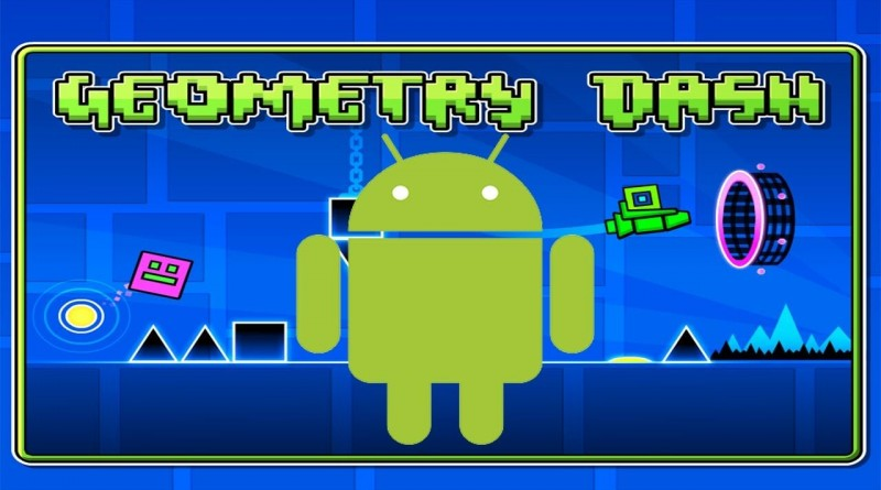 Скачать Геометрия Даш Geometry Dash на Андроид