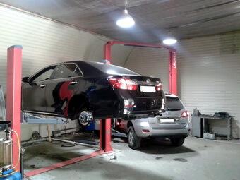 Заказ наряд на ремонт автомобиля бланк