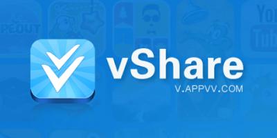 vShare для Айфона скачать бесплатно на русском языке