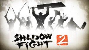 Андроид Shadow Fight 2 много алмазов