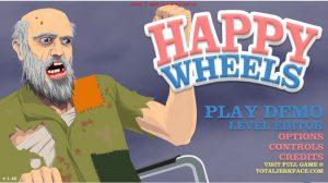 Happy Wheels хэппи вилс скачать на Андроид и Айфон бесплатно