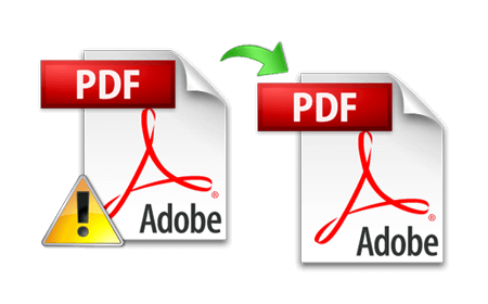 PDF File Recovery Tool to Deal With PDF File