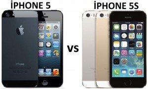 Чем отличается iPhone 5 от 5s