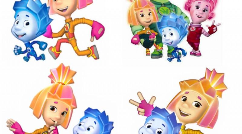 Фиксики скачать игру бесплатно на андроид для детей