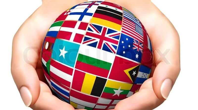 скачать название и фото флагов разных стран на андроид бесплатно